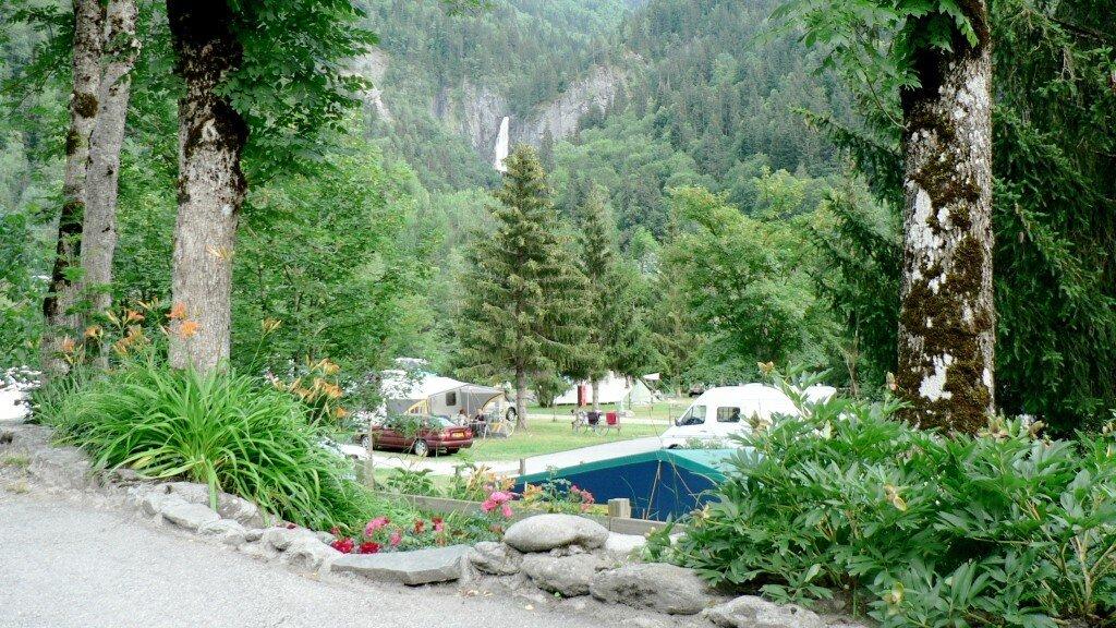 Campsites Les 2 Alpes