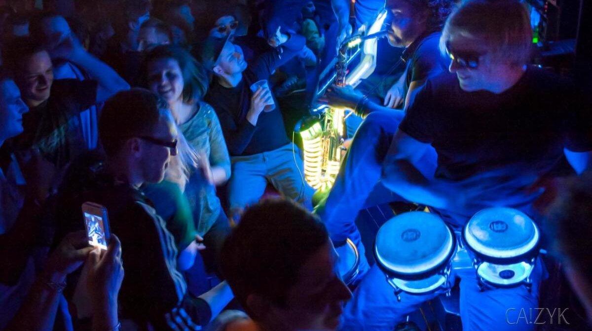 a nightclub in les 2 alpes