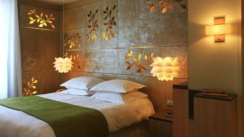a picture of a hotel suite at Cezanne Hotel, Aix-en-Provence