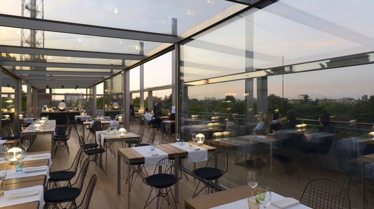 Terrazza Triennale Restaurant Milan Centre Seemilan Com