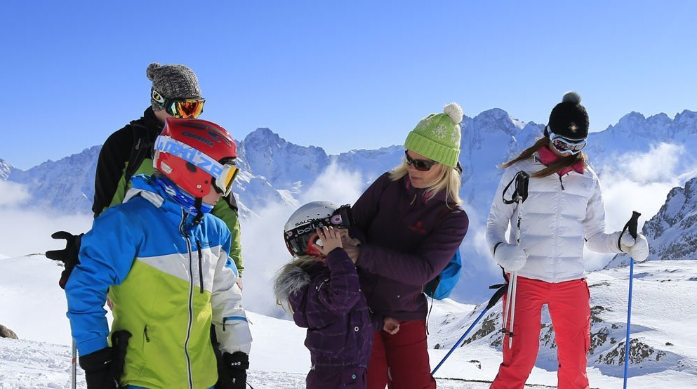 Why Les 2 Alpes is great for families this winter 2018/19