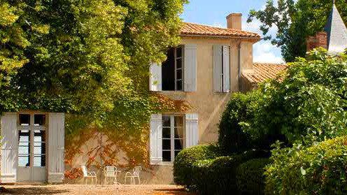 Houses & Gardens Bordeaux