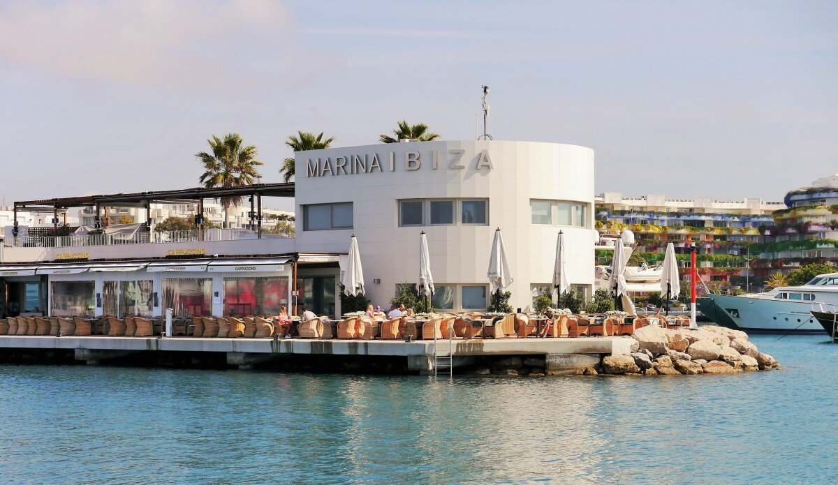 Marina Ibiza, Port of Ibiza