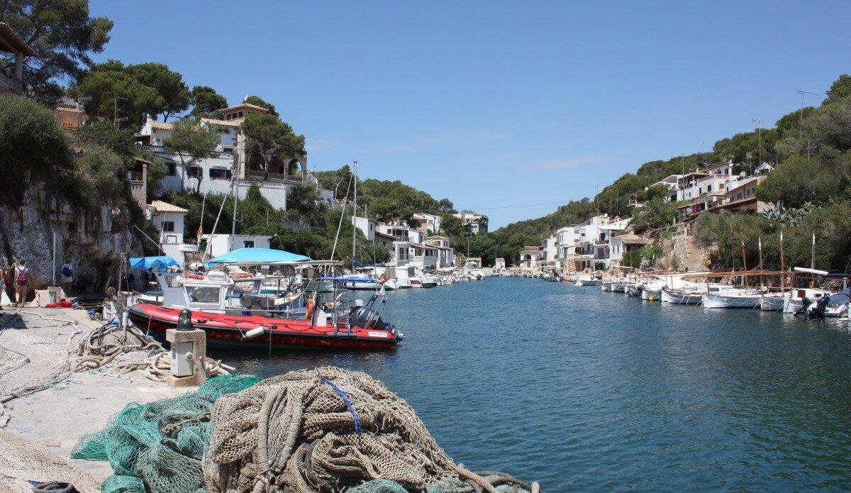 Port de Cala Figuera Marina