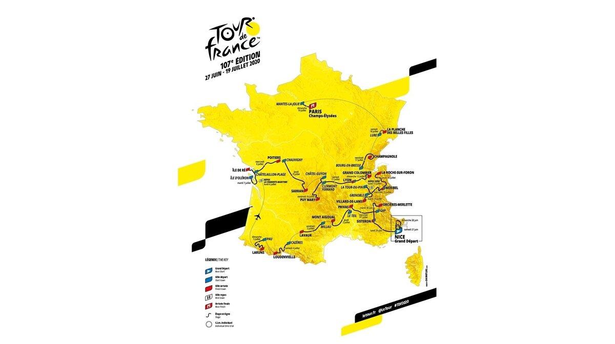 Le Tour De France 2020 Comes To Meribel Seemeribel Com
