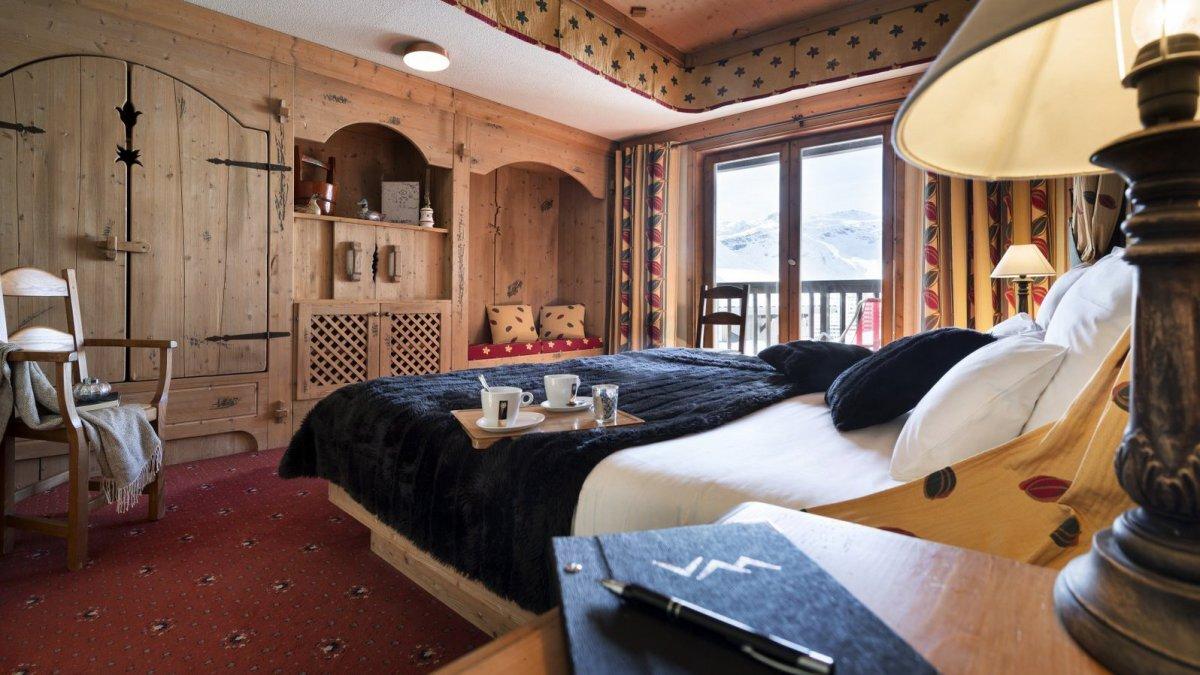 Luxury Hotels Tignes