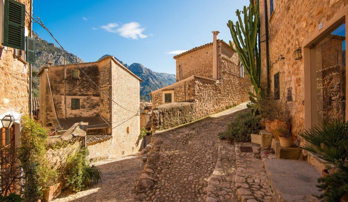 Towns & Villages Mallorca