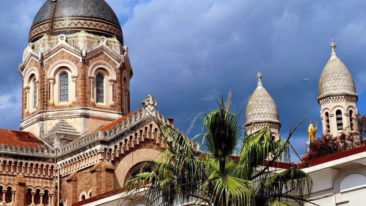 Religious Buildings Saint-Tropez