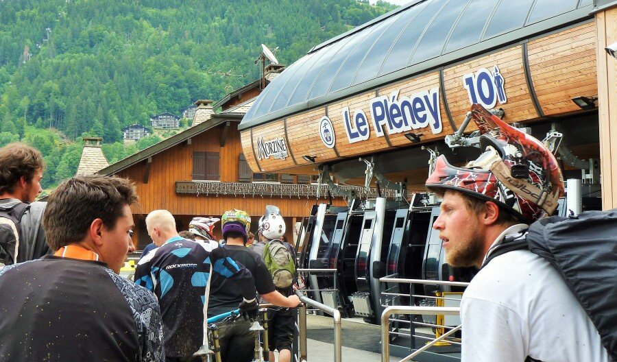Ski Lifts Guide Morzine