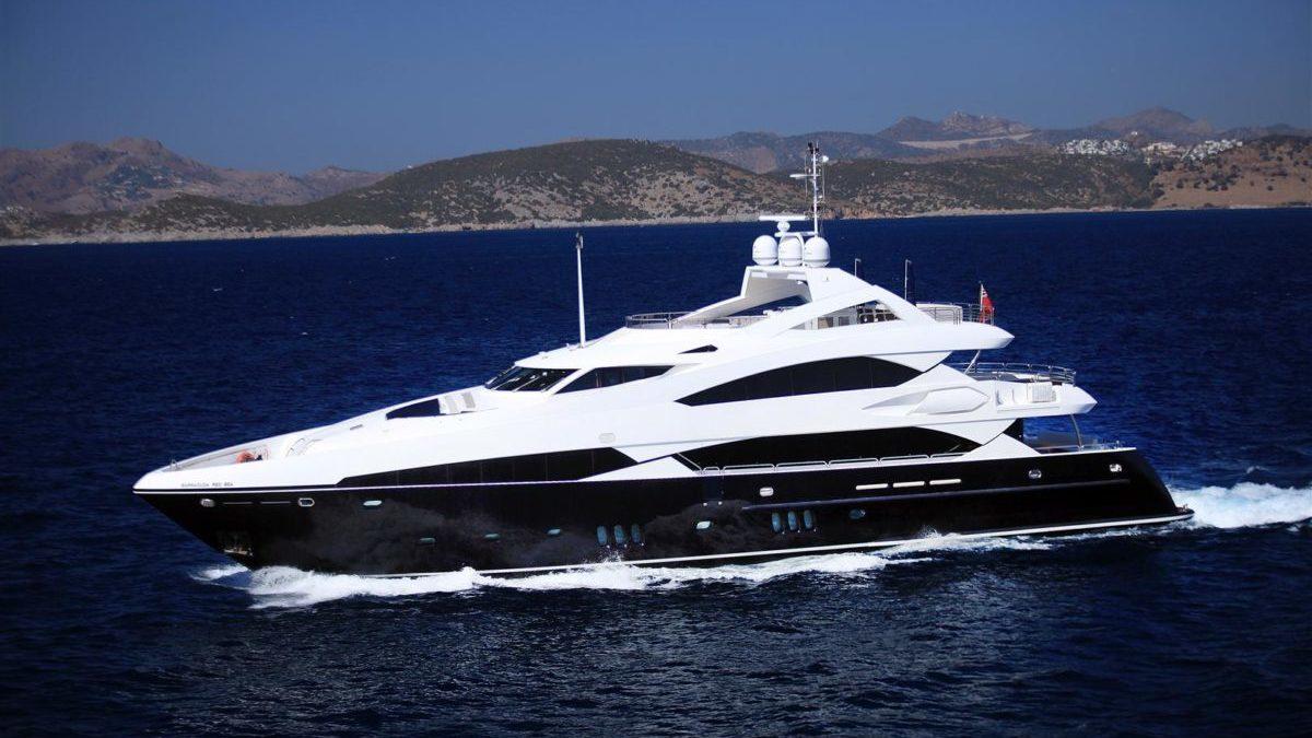 Sunseeker 37m Yacht, , Cannes exterior