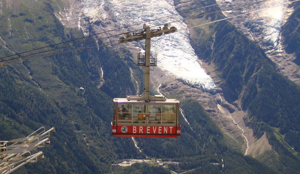 Lift Areas Guide Chamonix