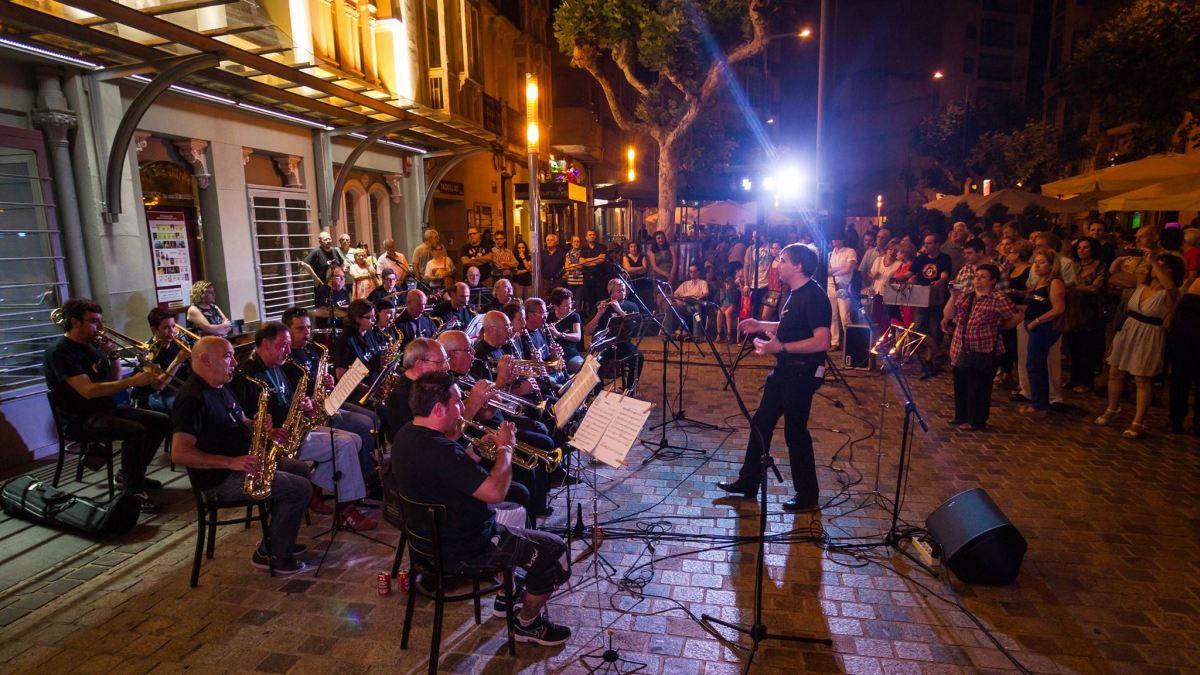 Music Scene Saint-Tropez