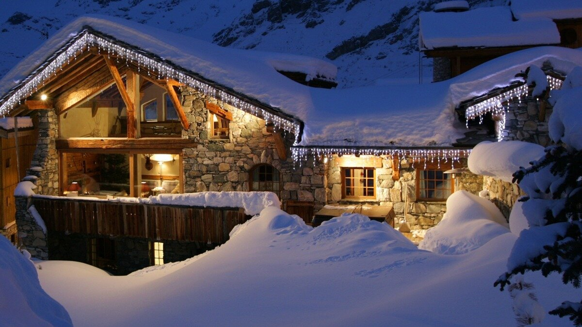 Chalets Val d'Isere