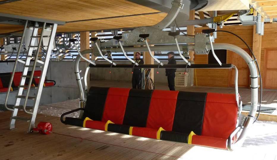 Ski/Lift Pass Offices Les 2 Alpes