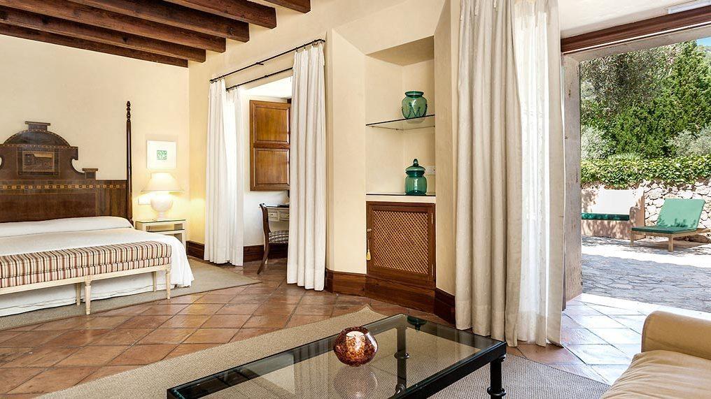 Valldemossa Boutique Hotel, Valldemossa double bedroom