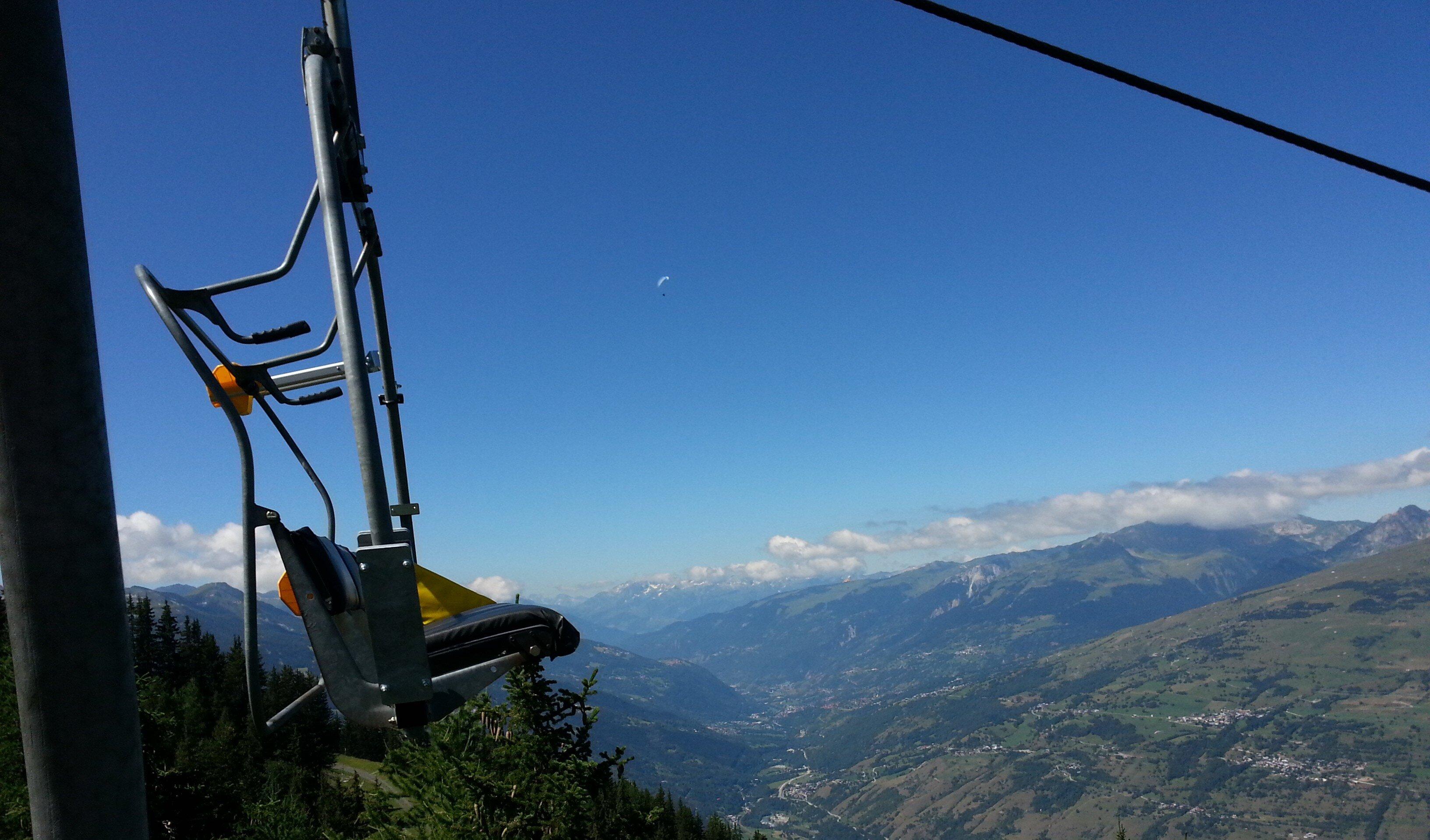 Ski Lifts Guide Les Arcs