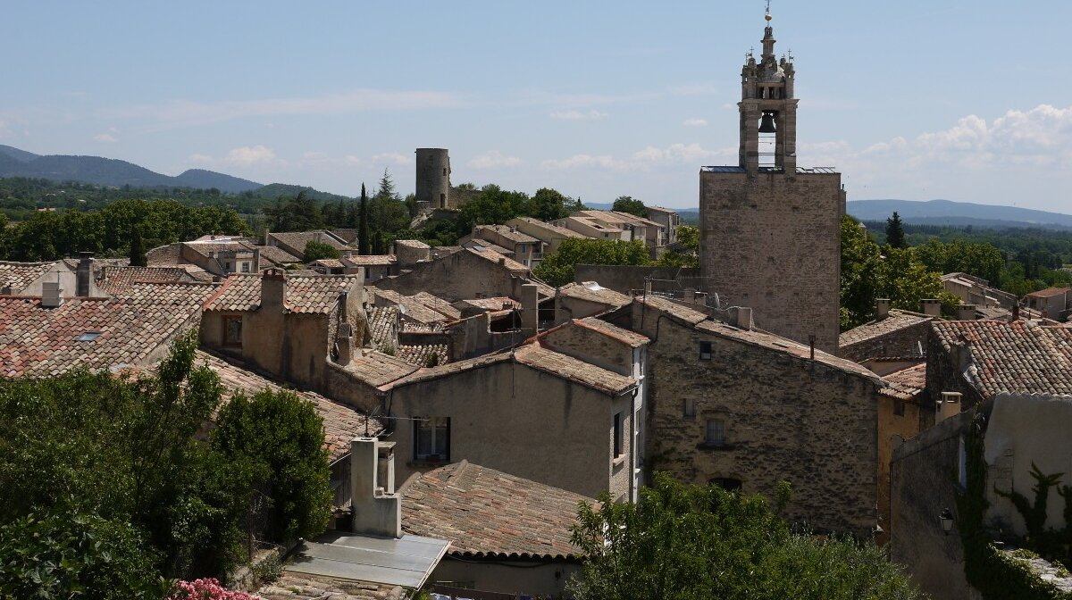 Road Trip From Avignon Through The Luberon Seeprovence Com