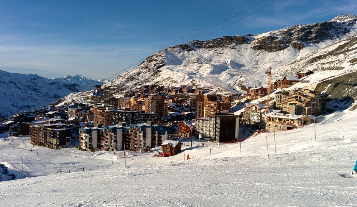Bus Services Val Thorens