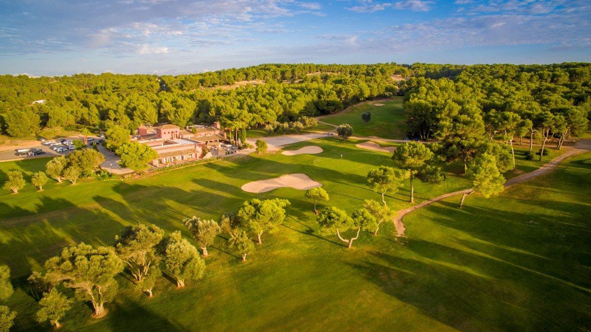 T Poniente Golf Course, Calvia