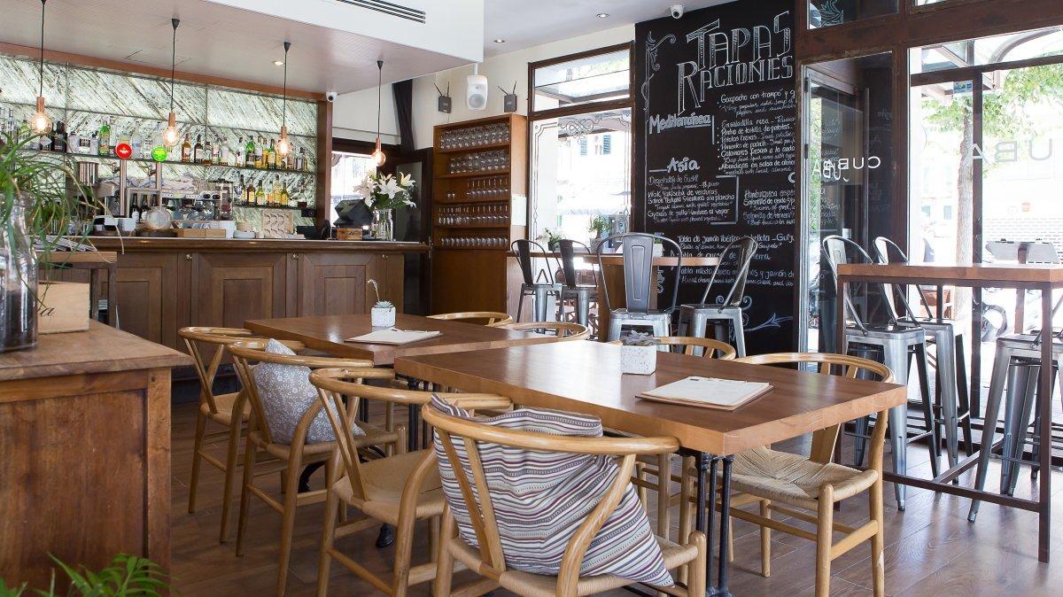 Cuba Bar & Restaurant, Palma de Mallorca - Santa Catalina interior