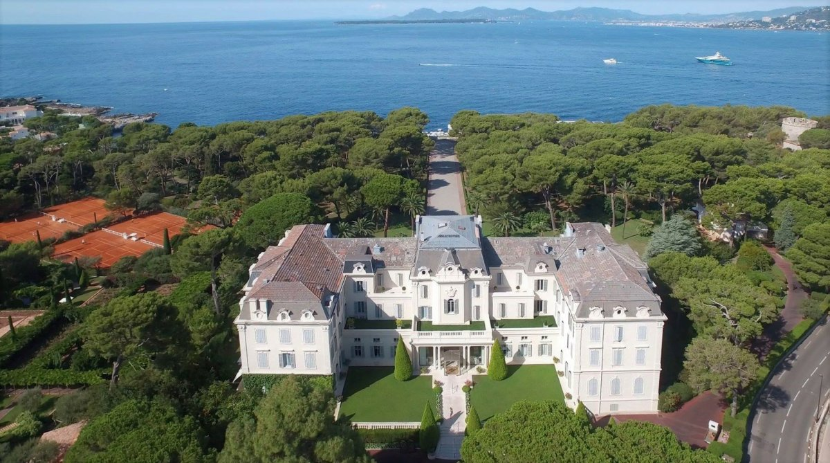 Top 5 Antibes luxury hotels for summer 2019