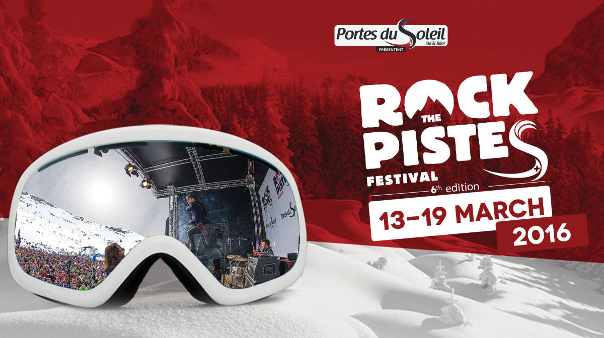Rock the pistes poster