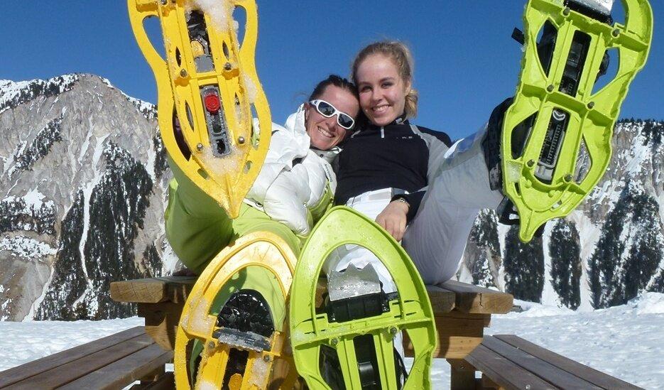 Snow Shoe Walks, Meribel