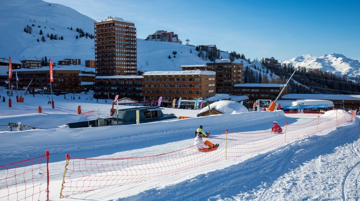 Top 10 things for non-skiers to do in La Plagne winter 2019