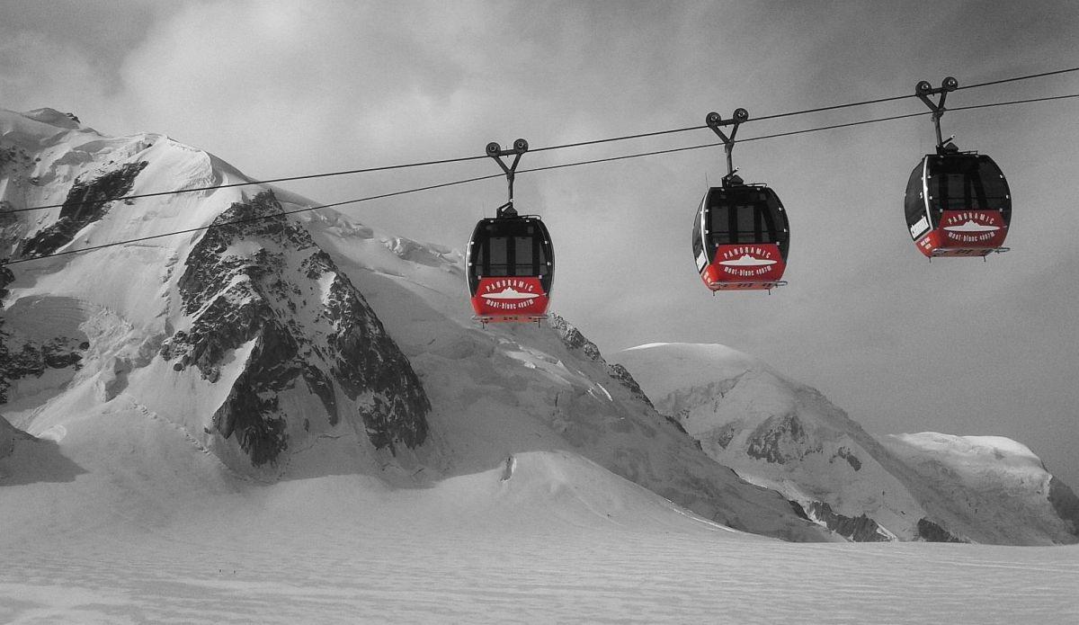 Ski Lifts Guide Chamonix