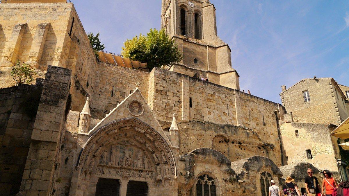 Religious Buildings Bordeaux