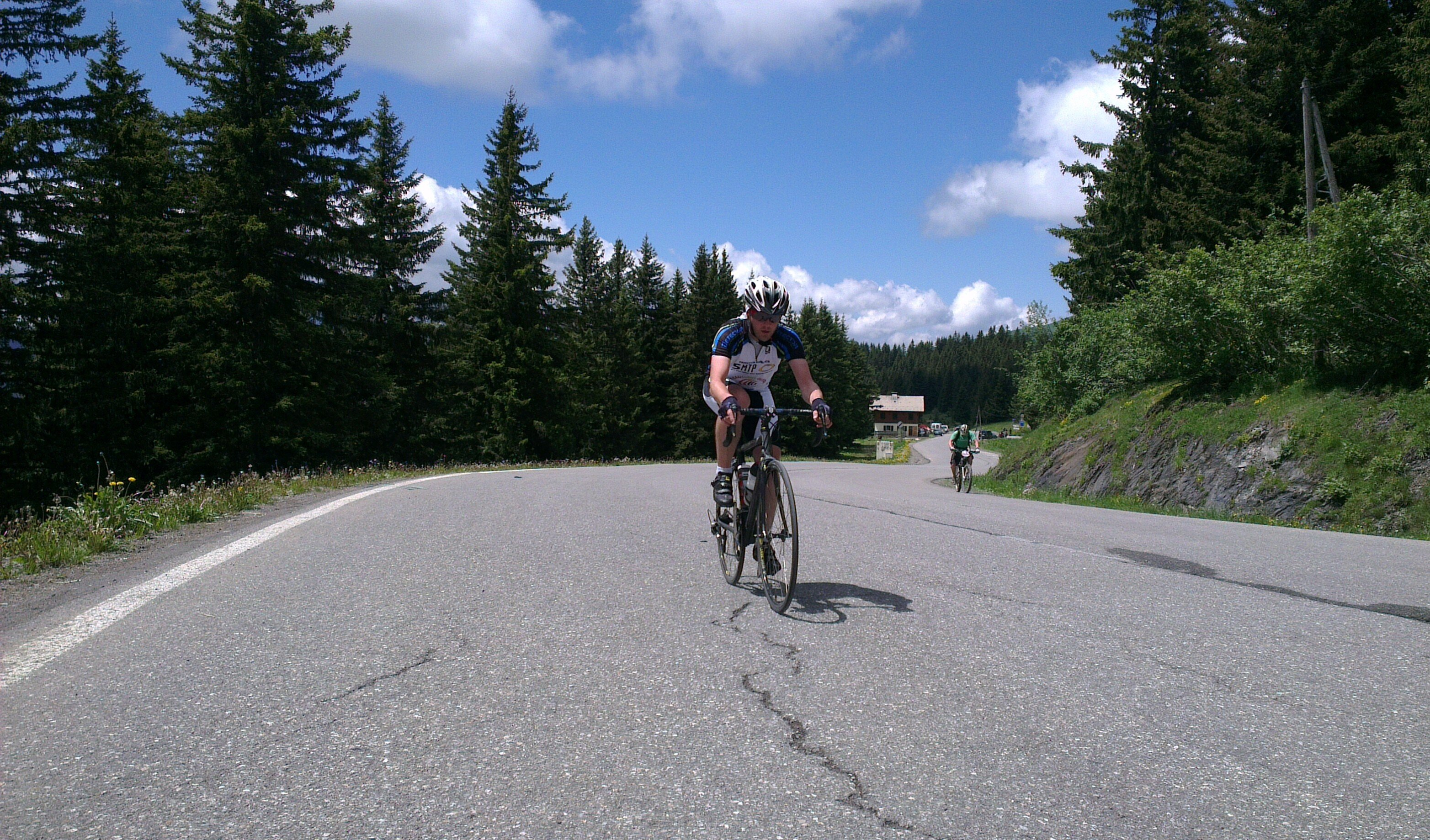 Cycling Routes Morzine