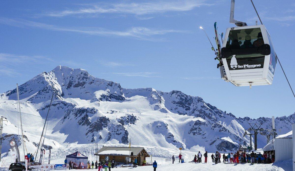 Ski Pass Guide La Plagne