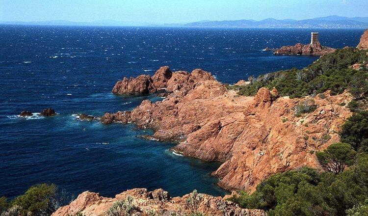 Caves & Rocks Saint-Tropez