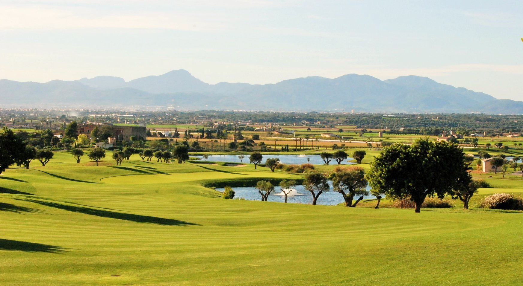 Son Gual Golf Course, near Palma de Mallorca course