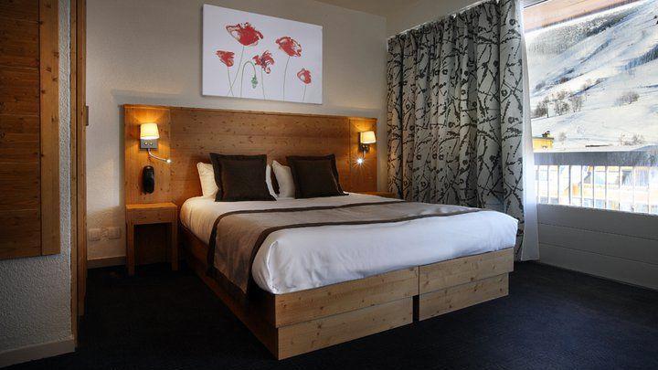 Budget Hotels Les 2 Alpes