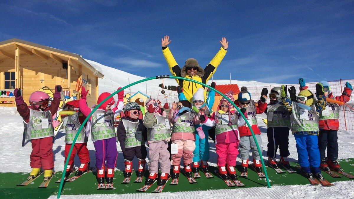 Childcare Alpe d'Huez