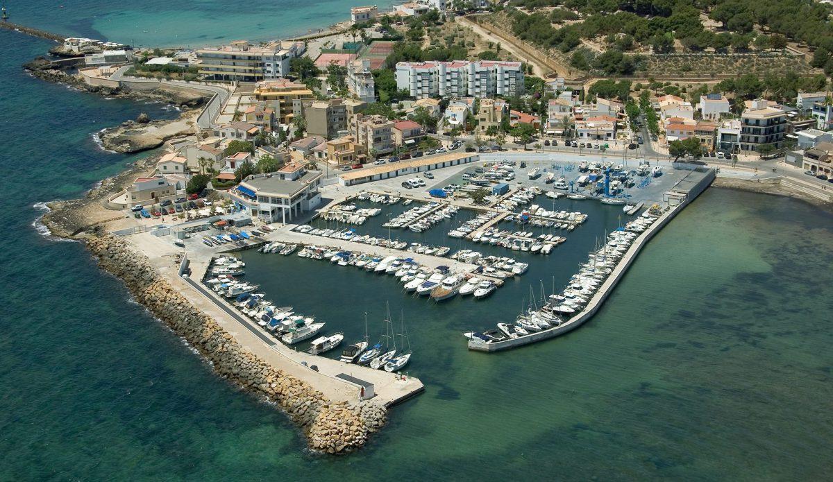 Club Nautico Cala Gamba Marina, Palma de Mallorca
