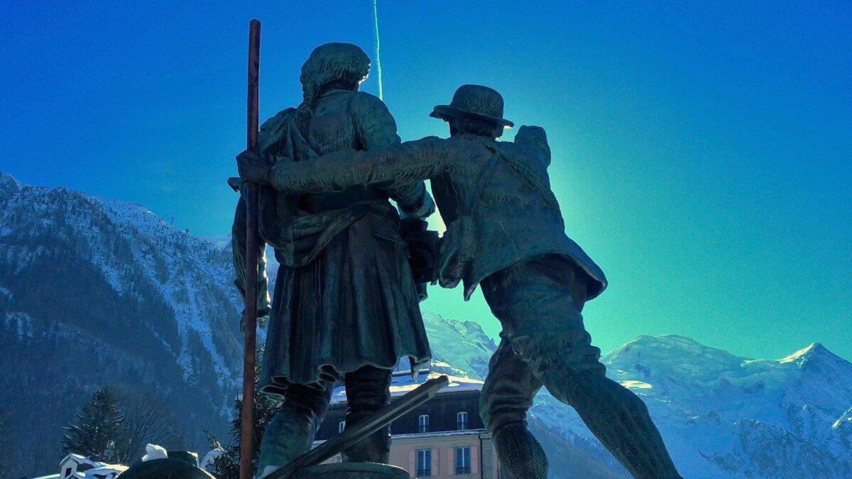 History Chamonix