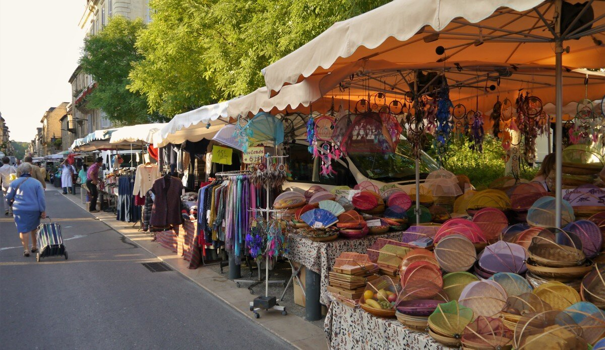 Markets Bordeaux