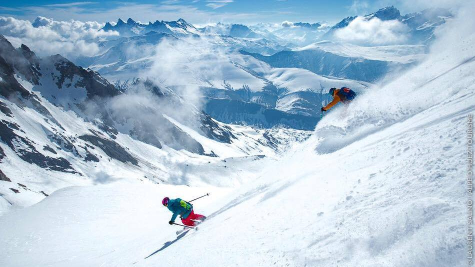 Come spring skiing in Alpe d'Huez in 2019