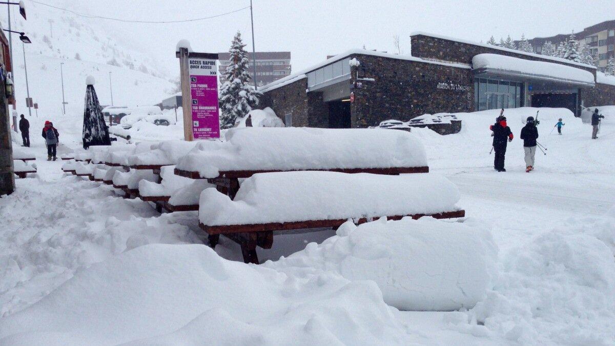 Dump Alert Val d'Isere