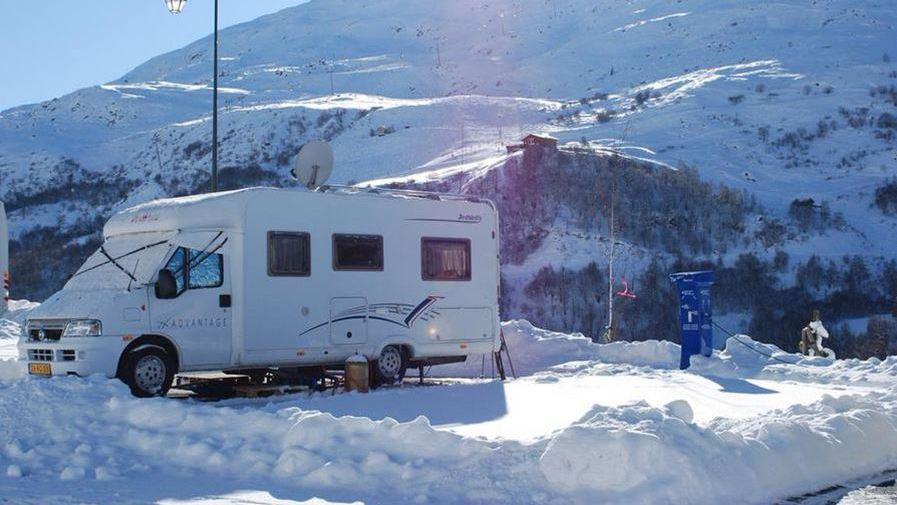 Campsites Val Thorens