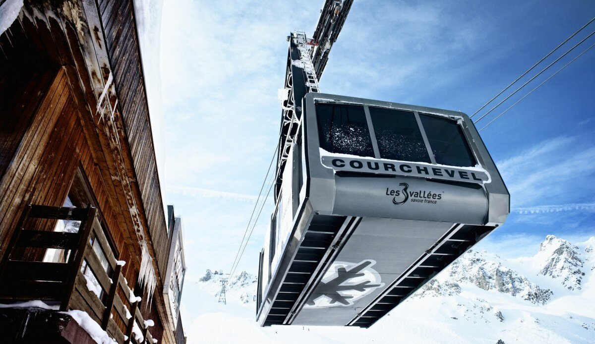 Ski Passes Courchevel