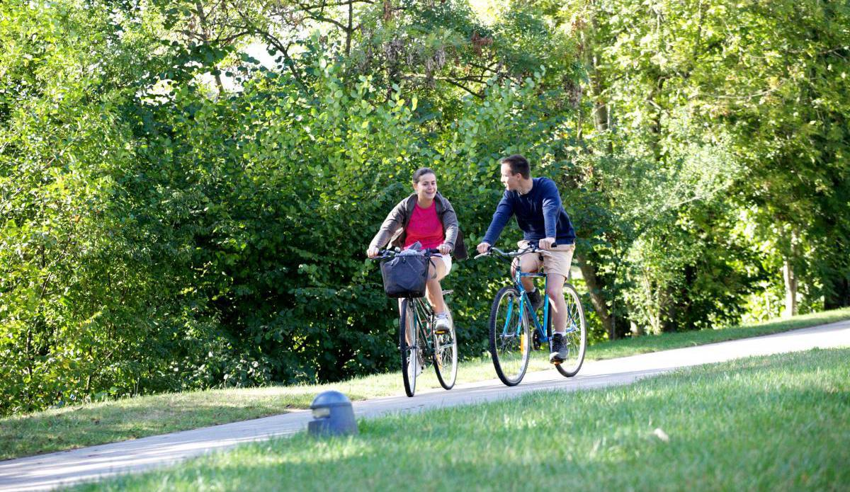 Cycling Routes Dordogne