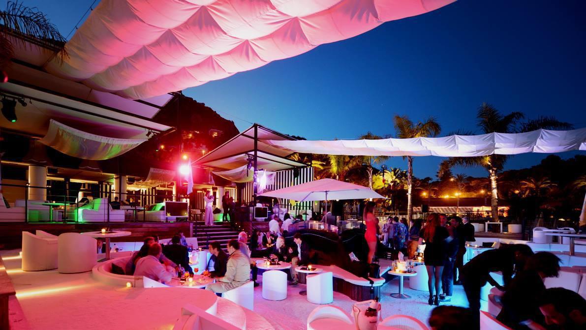 The Sea Lounge, Monte-Carlo