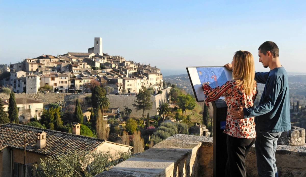 Guides & Tours Antibes