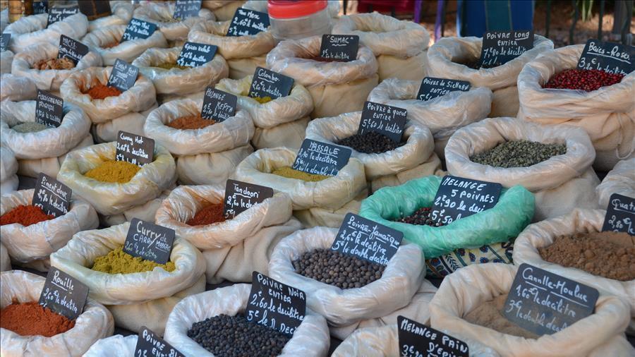 Markets Saint-Tropez