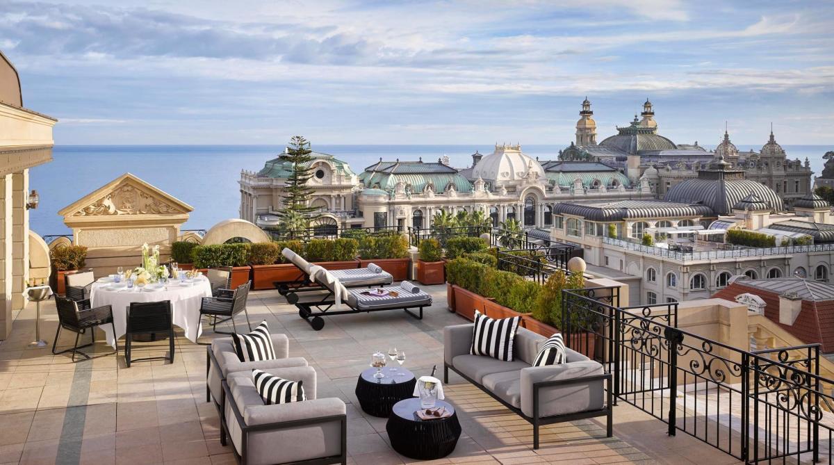 Monaco luxury hotels for summer 2019