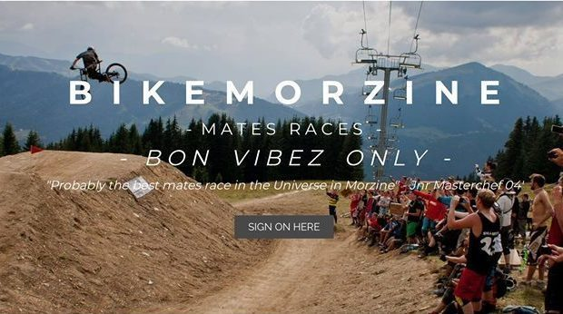 Bike Morzine Mates Races, Pleney