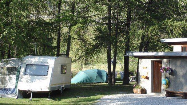 Campsites Val d'Isere